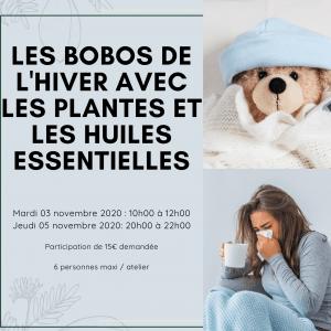 Les bobos de l'hiver avec les plantes et les huiles essentielles 27