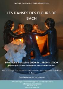 Fleurs de Bach - Danses - 9